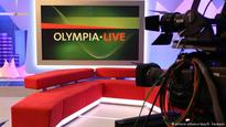 ARD, ZDF shut out of Olympics
