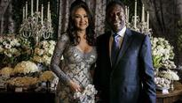 Brazilian football legend Pele marries for the third time at 75