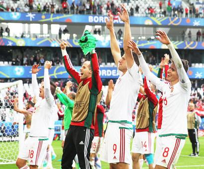 'Compact and solid' Hungary bid to extend hot streak over Iceland