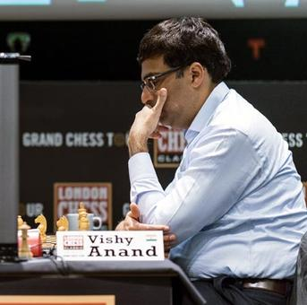 Anand draws with Carlsen; finishes joint seventh