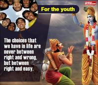 Bhagavad Gita Teaches a Different Lesson to People of Different Ages. Check Out What Applies to You!