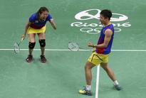 Chan Peng Soon-Goh Liu Ying in first Olympics semifinals