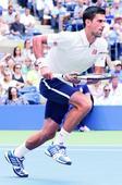 Djokovic tames enigmatic Gael