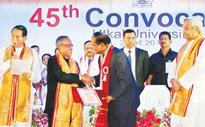 Focus on moral education: Pranab
