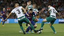 La Liga: Sensational Lionel Messi nets four as Barcelona crush Eibar