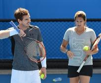 Andy Murray confirms split from coach Amelie Mauresmo after two years