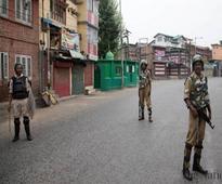 India locks down media  in Held Kashmir