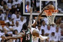 In Pictures: NBA's MVP LeBron James LeBron James wins the game's most prestigious individual award for the fourth time in five years. showNextStoryctl00_ctl07_ctl00(); window.setInterval('showNextStoryctl00_ctl07_ctl00()', 10000); What's Hot Viewed Emaile