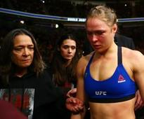 Amanda Nunes believes Ronda Rousey can come back