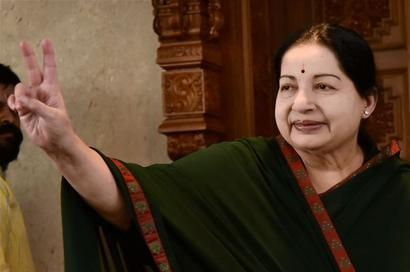 Jaya leads AIADMK to second consecutive victory in TN