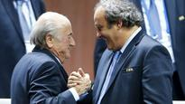 Disgraced football bosses Sepp Blatter, Michel Platini invited to 2018 World Cup