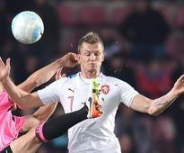 Czech Republic 0-1 Scotland: Ikechi Anya's goal gives Gordon Strachan's men victory