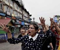 Darjeeling unrest: Police outpost set on fire by Gorkhaland supporters