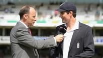 India v/s England: Cook should step down if he's taking captaincy for granted,' says Nasser Hussain