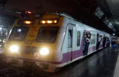 Mumbai rains: Suburban train services limp back to normalcy