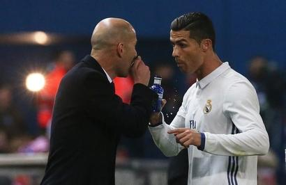 Intelligent Ronaldo accepts need to rest more: Zidane