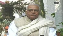 Yashwant Sinha demands clarification on SC judges' allegation