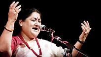 Hindustani classical singer Shubha Mudgal honoured with LalitArpan Samman