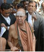 Kanchi Sankaracharya acquitted in auditor Radhakrishnan assault case