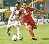Shillong Lajong humiliate Barak FC 5-0