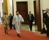 Moroccan king reaches out to African leaders in Senegal