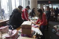 Wrapping Gifts for the ones in need