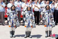 China's space dream a humble one