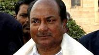 Antony Gives Call for 'BJP Free Assembly', Rejection of 'Obsolete' Left