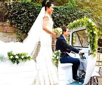 It's a Bandra wedding for 'Chak De! India' actress Sandia Furtado