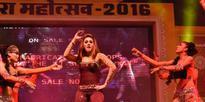 Shefali Zariwala performing at a show