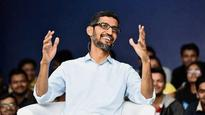 Modi in US: Sundar Pichai says everyone looking forward to investing in India, excited by GST rollout
