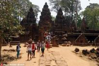 Cambodia expects nearly 1 mln Chinese tourists in 2016