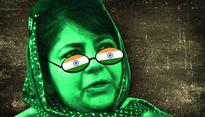 Mehbooba openly bats for staying with India. Is it for real?