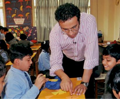 Ashish Rajpal: The man who dreams of helping 10 million children learn