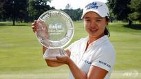 Golf: Kim Sei-young wins playoff for second LPGA win of season