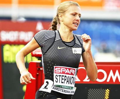 Russian Stepanova to not appeal Rio ban