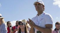 Golf Hero World Challenge: Rafael Nadal watches Tiger Woods tee off in Bahamas