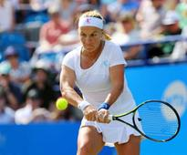 Svetlana Kuznetsova is through to semi-finals of the Kremlin Cup