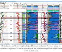 CGG GeoSoftware releases PowerLog 9.5 petrophysical software