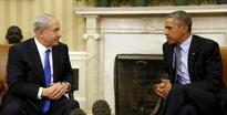 Obama tells Netanyahu of U.S. concern on settlements, urges peace