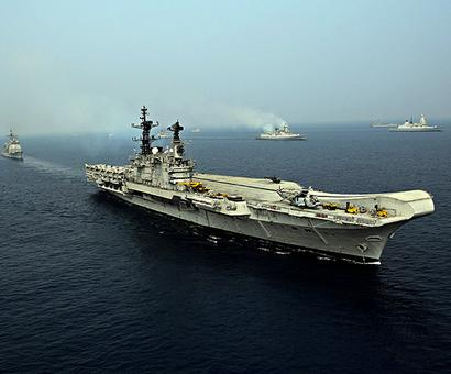 INS Viraat: End of an era