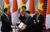 Vietnam premier urges more investment from Japan