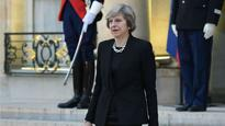 Man accused of plotting to assassinate British PM Theresa May appears in court