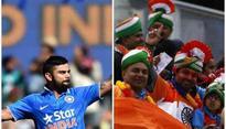 Champions Trophy: Fans await Virat Kohli's surgical strike on Pakistan
