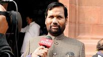 Ram Vilas Paswan slams Lalu over tweet evoking Ambedkar