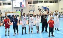 NAS Sports: MRMR-2 crowned volleyball champions