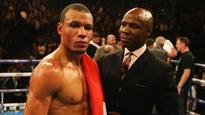 Injured Eubank Jr vacates British title