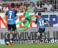 Mainz blow three-goal lead in Hoffenheim draw