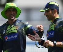 Despite age Misbah, Younus top fitness test