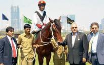 Admiralty's injury hurts Mallya's Derby chances